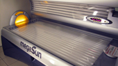 Premium Advanced Sunbed: megaSun 4000 CPI